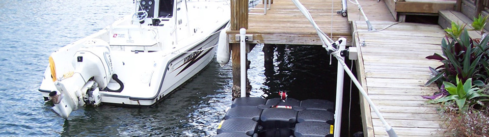 Dock builders business opprotunity with Jet Dock