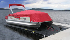Boat Docks | Get a Floating Dock Or Floating Boat Lifts for Dry