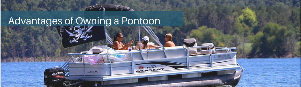 advantages of owning a pontoon header from Jetdock.com