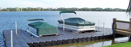 Floating Boat Docks, Boat Lifts, & Jet Ski Lifts - JetDock on