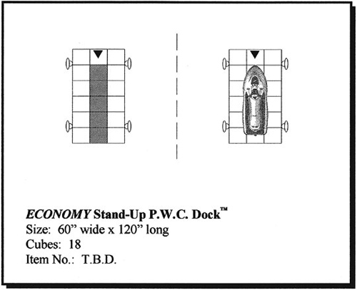 economy stand-up pwc  u0026 jet ski lift