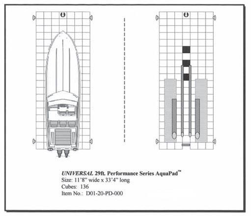 29 u0026 39  aquapad boat lift for high-performance boats