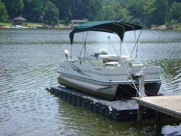 Pontoon boat lift kits nz