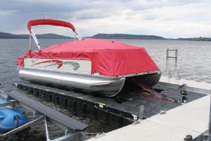 Information On Drive On Pontoon Dock