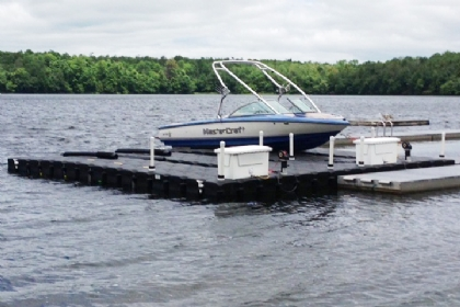 Inboard Boat Lift & Competition Ski Boat LIft | Discover the