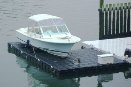Air Dock   Find the Best Air Dock Boat Lift in Narrow or
